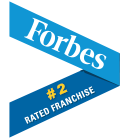 MaidPro is ranked by Forbes as #2 Best Franchise to Own